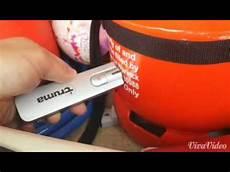 Truma Gas Level Check