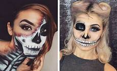 43 Cool Skeleton Makeup Ideas To Try For Stayglam