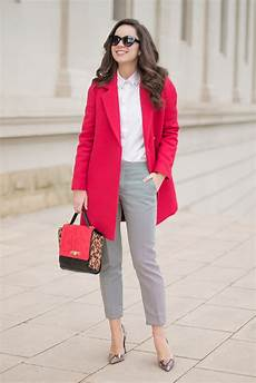 Business Casual For With Feminine Look 2020