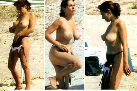 Barbara D Urso Nude