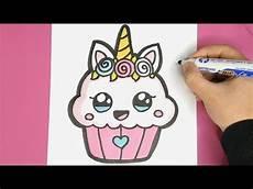 einhorn emoji malen