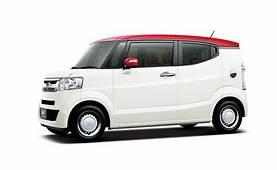 Lastcarnews Honda Launches All New N BOX SLASH Kei Car In