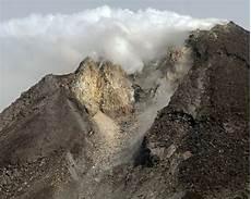 Gambar Sekitar Letusan Gunung Berapi Merapi