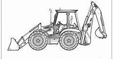 Ausmalbilder Bagger Traktor Ausmalbilder Zum Ausdrucken Ausmalbilder Bagger Zum