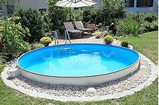 Pool In Erde Einbauen - pool in erde einbauen