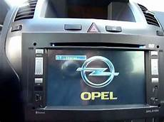 dvd player gps for opel