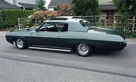 1969 Chevy Impala Caprice Custom Hot Rod Full