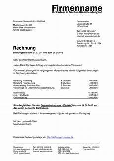 rechnungsvorlagen kostenlos rechnungsvorlage f 252 r jeden