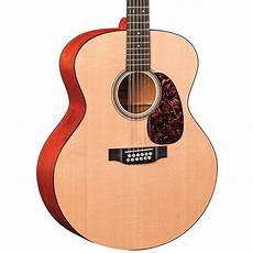 16 string guitar martin 16 series j12 16gte grand jumbo 12 string acoustic electric guitar music123