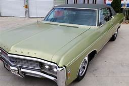 1969 Chevrolet Caprice  Classic Cars & Muscle For