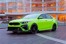 2020 kia forte gt performance editions at 2018 sema show