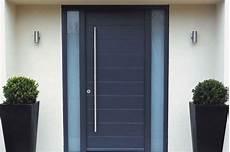 prix porte d entrée prix d une porte d entr 233 e en acier budget maison