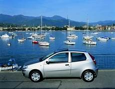 Fiche Technique Fiat Punto Ii 1 4 16v Steel 5p 2005