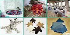 tappeti colorati moderni 20 tappeti particolari e bellissimi dal design unico