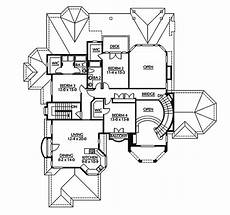 luxury house plan second floor 071s 0001 house traditional house plan second floor 071d 0251 from