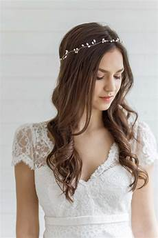 Vine Style Wedding Hair Pieces