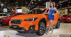subaru eyesight 2019 subaru xv to receive eyesight safety system in malaysia by