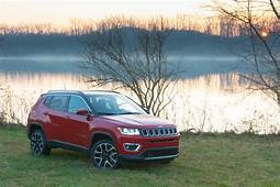 2017 Jeep Compass Limited Review  Jeepness Distilled For