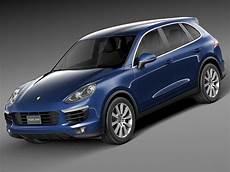 Porsche Cayenne Neues Modell - porsche cayenne s 2015 3d model max obj 3ds fbx c4d lwo lw