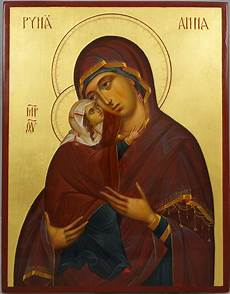 st anna st painted icon blessedmart