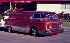 1955 gmc l universelle concept car trucks concept cars