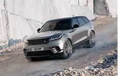 2018 Land Rover Range Rover Velar Preview