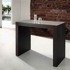 Table Console Extensible Oxalys Bois Wenge