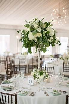 trending 20 chic white and green wedding centerpiece ideas tall wedding centerpieces green