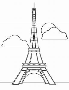 pin de marilyn cain en cricut torre eiffel dibujo torre