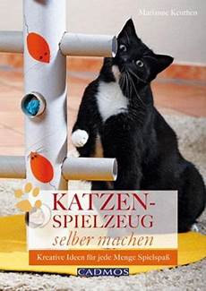 Katzenspielzeug Selbst Machen Marianne Keuthen Buch