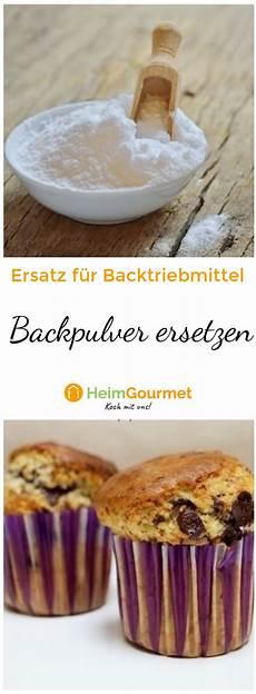 Alternative Zu Backpulver - backen ohne backpulver wie kann backtriebmittel ersetzen
