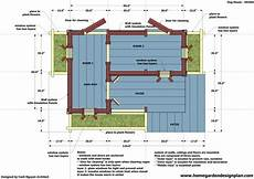 insulated dog house plan home garden plans dh300 dog house plans free how to