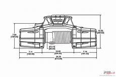 warn 174 winch zeon 12 platinum ce 12v steel cable 12000lbs 5400kg