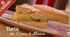 Torta Con Crema Al Limone Di Benedetta Parodi | torta con crema al limone senza latticini la ricetta di benedetta parodi