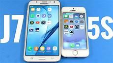 Perbandingan Bagus Mana Hp Samsung Galaxy J7 Vs Iphone 5s