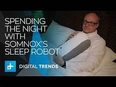 somnox sleep robot at ces 2018 youtube