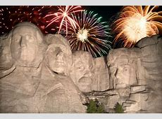 mt rushmore 4th of july fireworks 2020