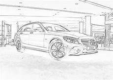 Malvorlage Mercedes Mercedes Design Sketches