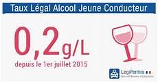 taux d alcool autorisé au volant taux alcool 233 mie conducteur en permis probatoire