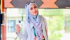 Cara Memakai Jilbab Untuk Wajah Dan Hidung Pesek
