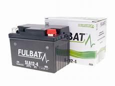 batterie sla yb4l b wartungsfrei f 252 r 50ccm roller batterie