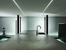 led le decke profilo per illuminazione lineare da soffitto in alluminio