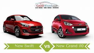 Grand I10 Facelift Vs 2017 Maruti Suzuki Swift – Specs