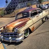 1954 Chevrolet With 18 Steelies Jimenez Bros Customs