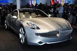 AUTOMOTIVE CARS Fisker Karma  New