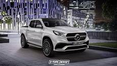 up mercedes amg new merc x class concept gets rendered in amg form