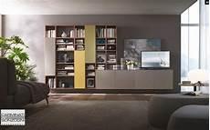 librerie mobili moderni mobile da soggiorno sospeso con libreria carminati e