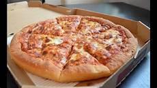 pizza hut pan pizza pfannenpizza und italian style pizza