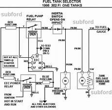 1986 5 0 Bronco Fuel Q F150online Forums