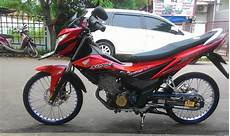 Modifikasi Sonic 150 Jari Jari by Modifikasi Honda Sonic 150 Jari Jari